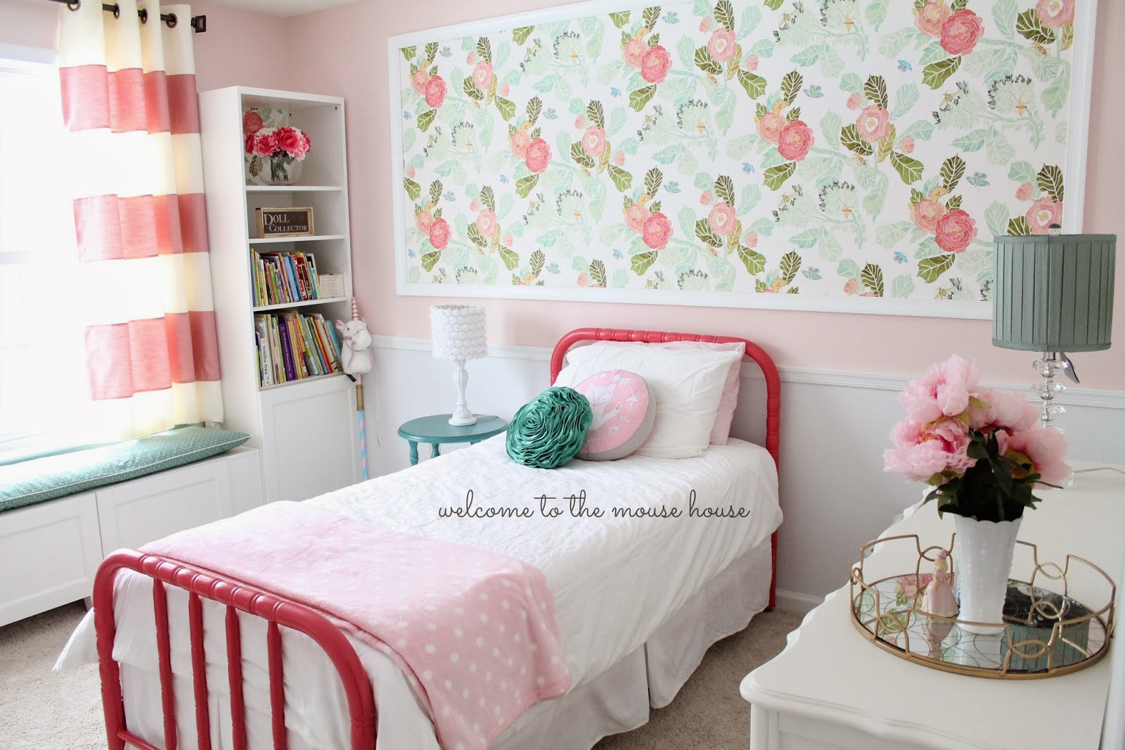 Bedroom Design Pink Colour