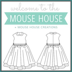 Welcome to the Mouse House logo and tech 250 x 250