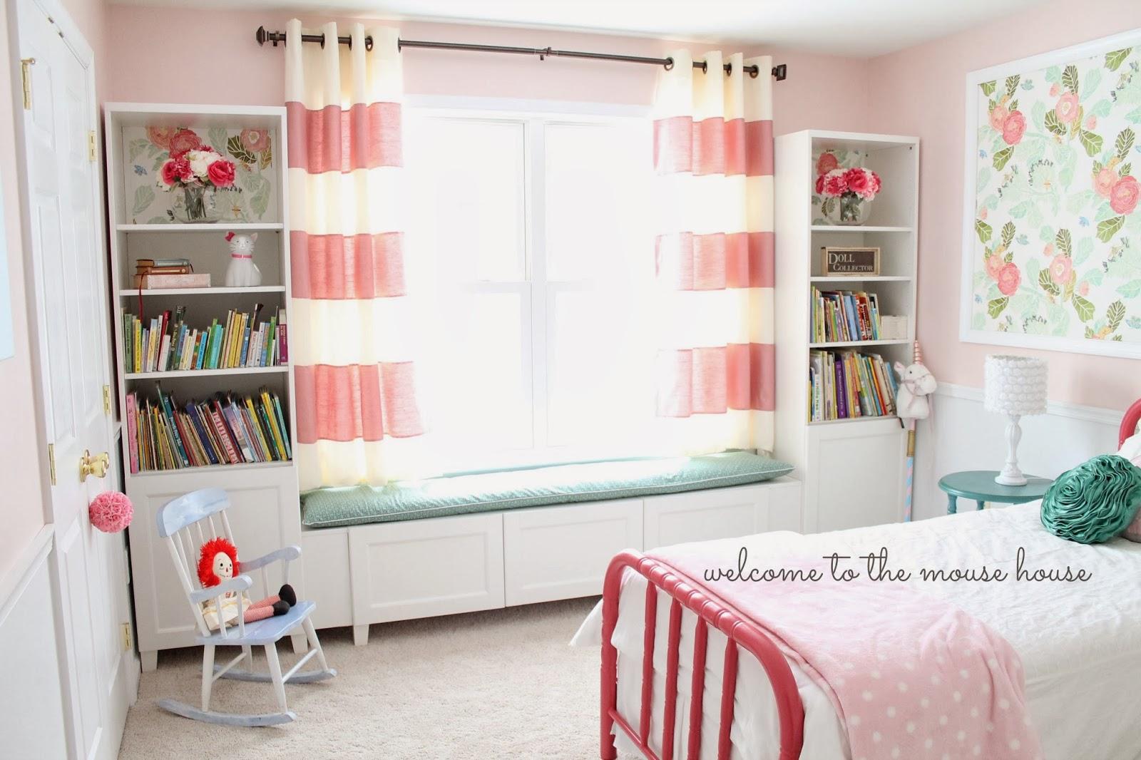 Ainsley's Anthropologie Inspired Bedroom