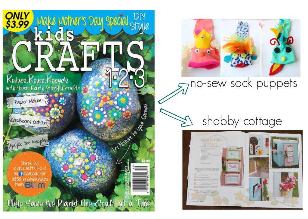 kids crafts 1-2-3