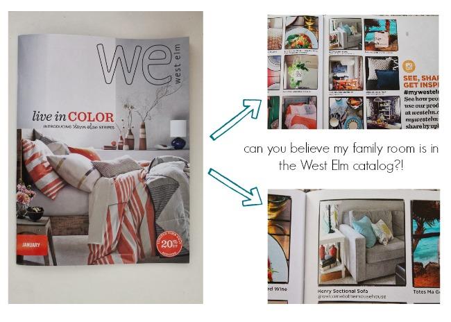 west elm catalog