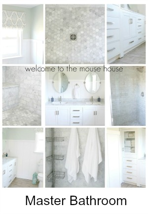master bath home tour