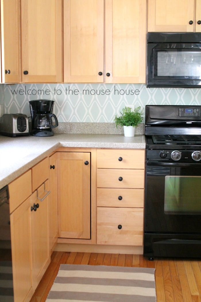 easy kitchen backsplash 30 target wallpaper welcometothemousehouse