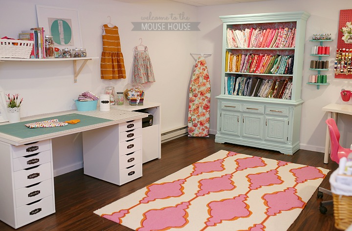 Best Sewing Rooms