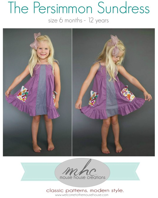persimmon sundress cover