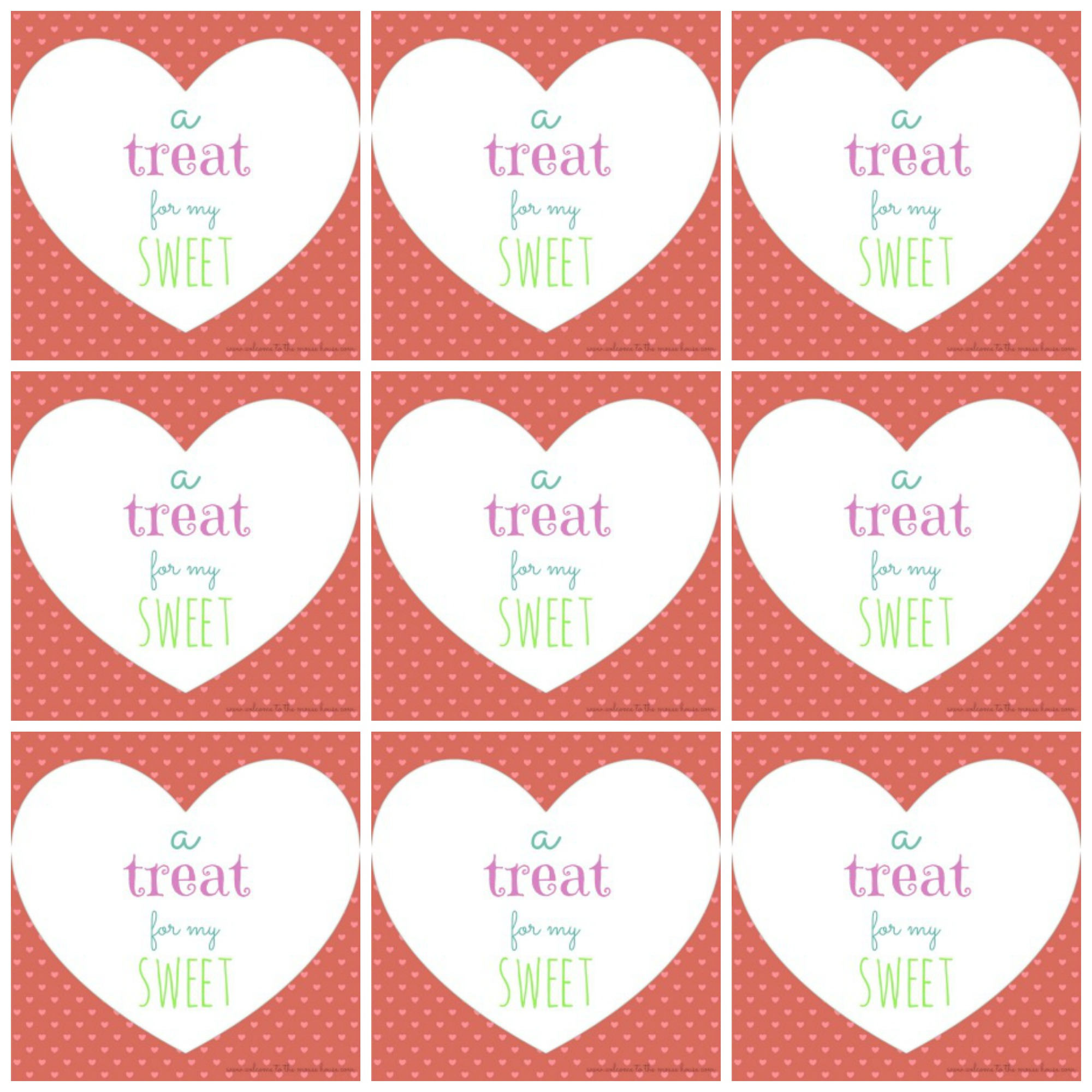 It's just a photo of Persnickety Printable Valentines Day Tags