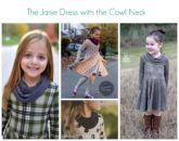 janie-dress-cowl-neck-collage