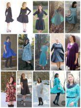 women janie dress collage 2