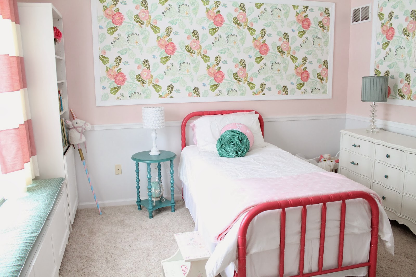 Ainsley S Anthropologie Inspired Bedroom