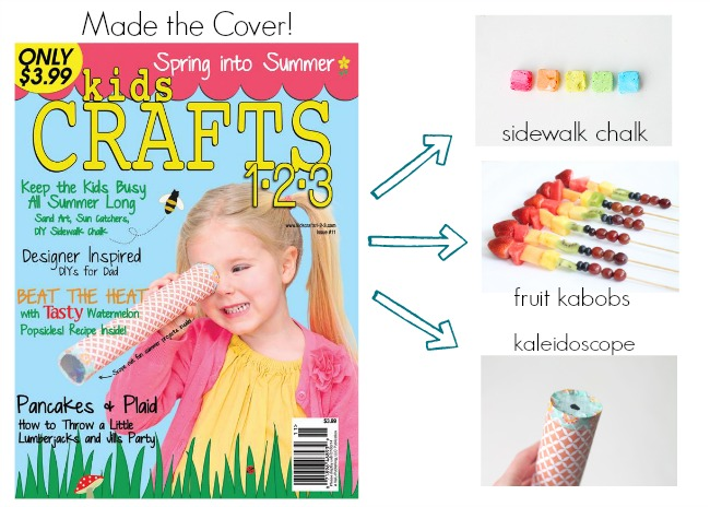 kids crafts issue 11