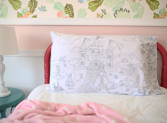 Easy Pillowcase Tutorial: Featuring Color Me fabric
