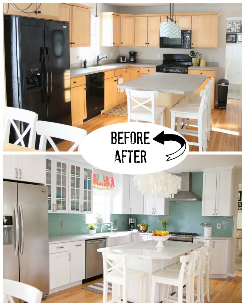 Kitchen Remodel: Mouse House